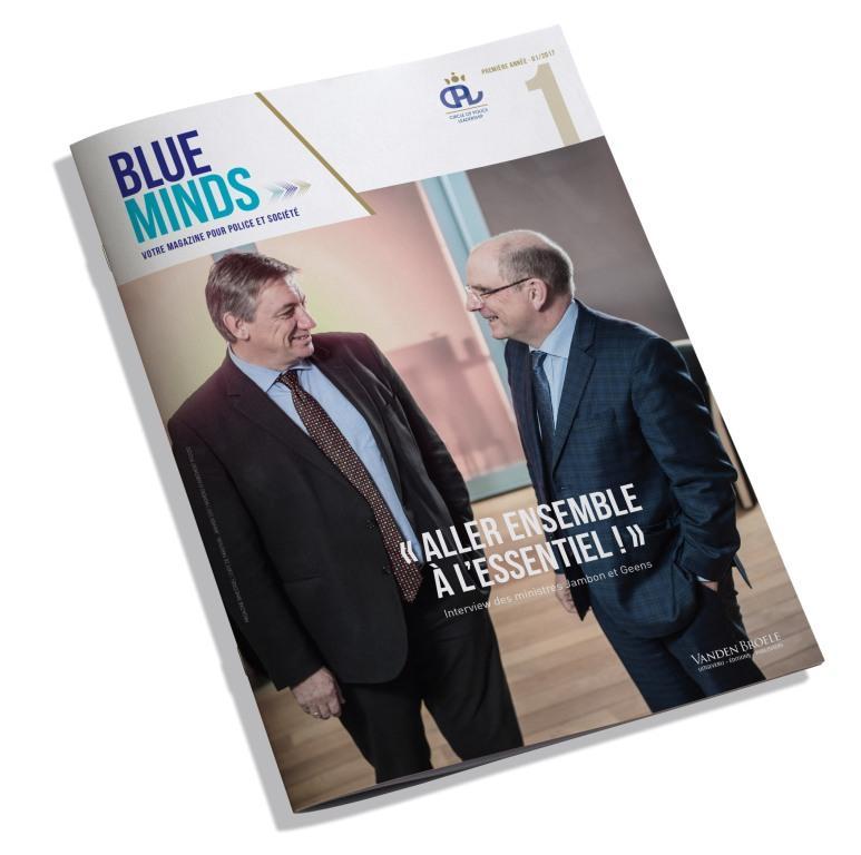 Blue Minds - Votre magazine pour police et société