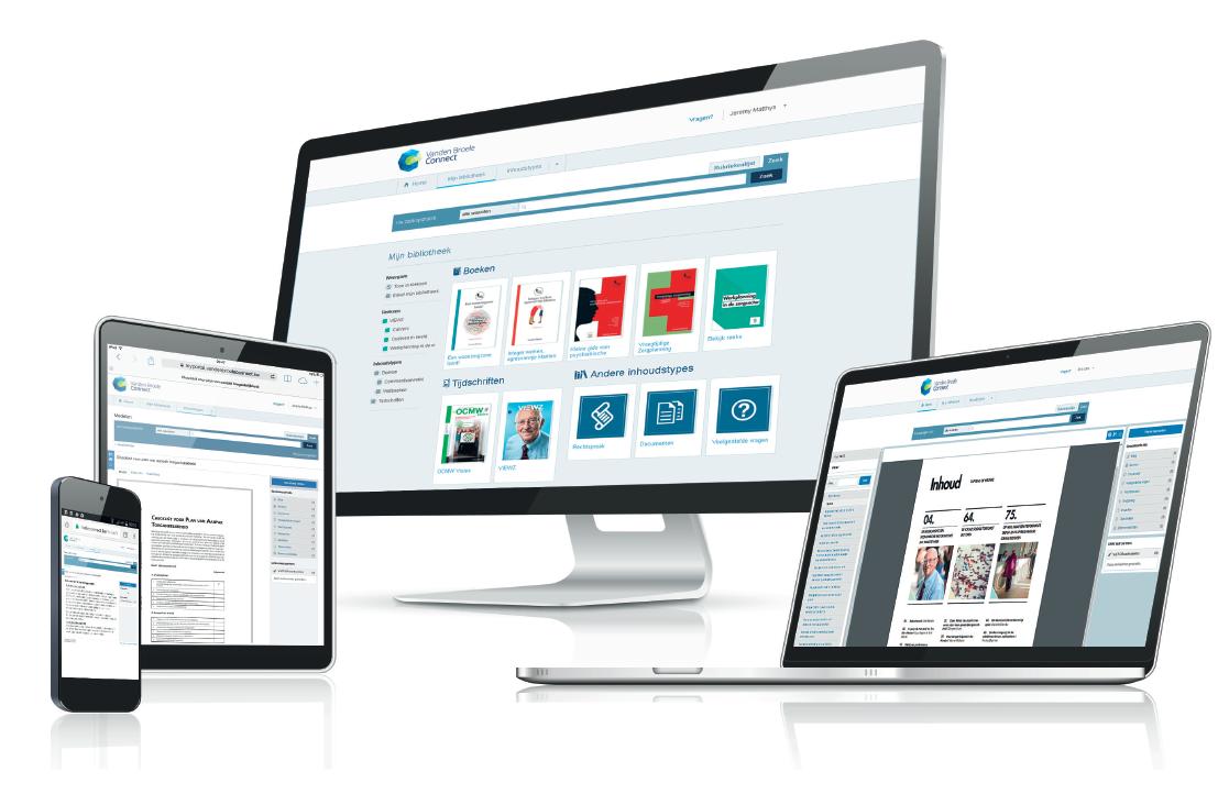 VIEWZConnect | Online kennispunt welzijn en zorg